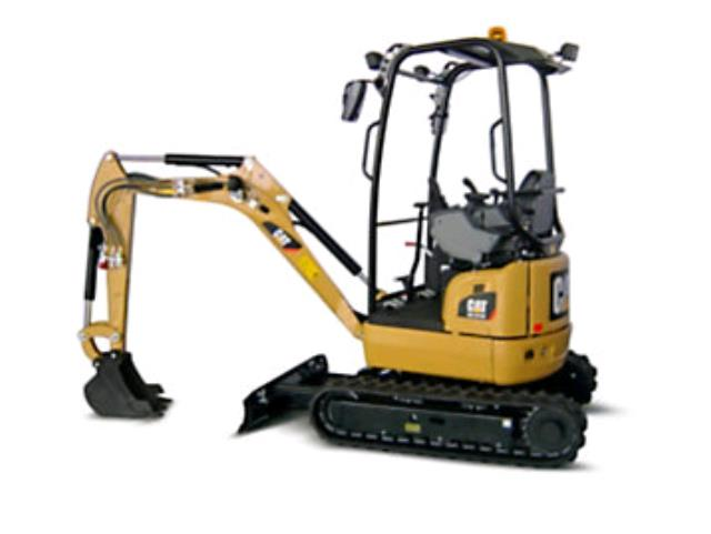 Where to find CAT 301.7 Mini Excavator in Kaneohe