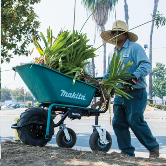 Where to find Makita Power Assisted Wheel Barrow in Kaneohe