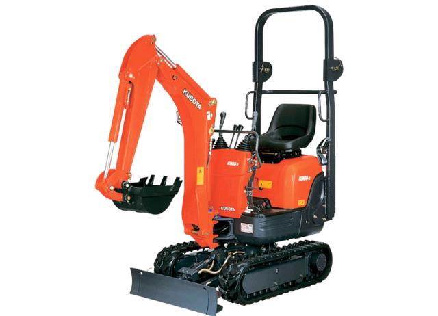 Where to find Kubota K008 Mini Excavator in Kaneohe