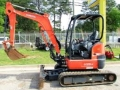 Used Equipment Sales Kubota Compact Excavator U35-4 in Kaneohe HI