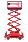 Rental store for LGMG 33  Electric Scissor Lift SR3369E in Kaneohe HI
