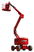 Rental store for LGMG 52  Diesel Articulated Lift A52JD in Kaneohe HI