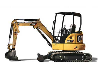 Earthmoving equipment rentals on Windward Oahu