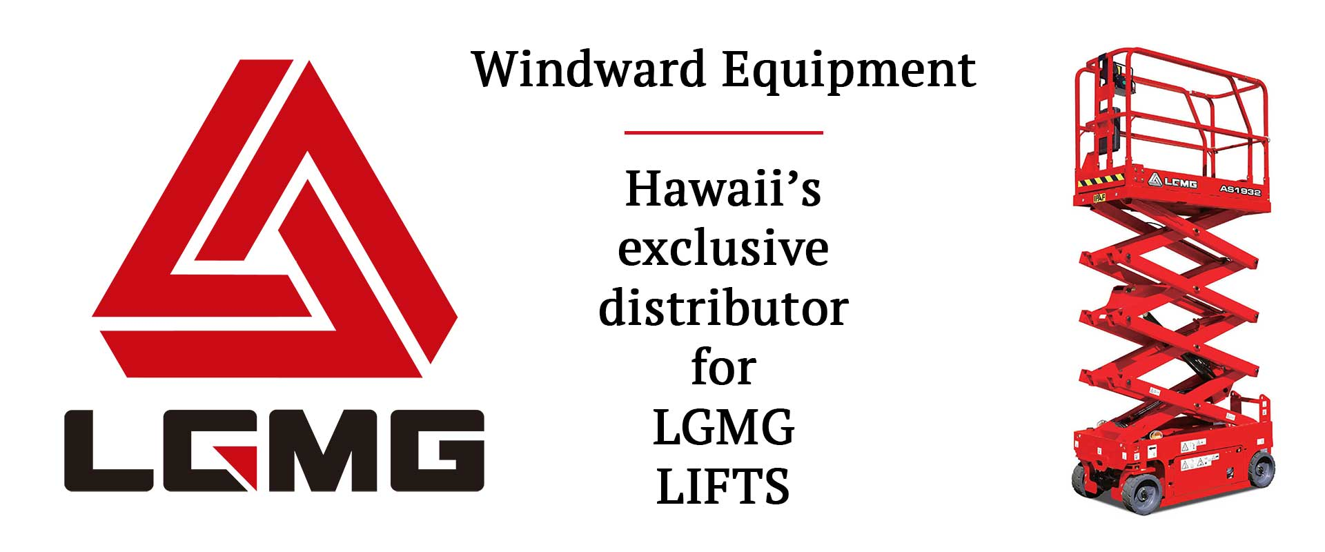 Buy LGMG Lifts in Windward Oahu